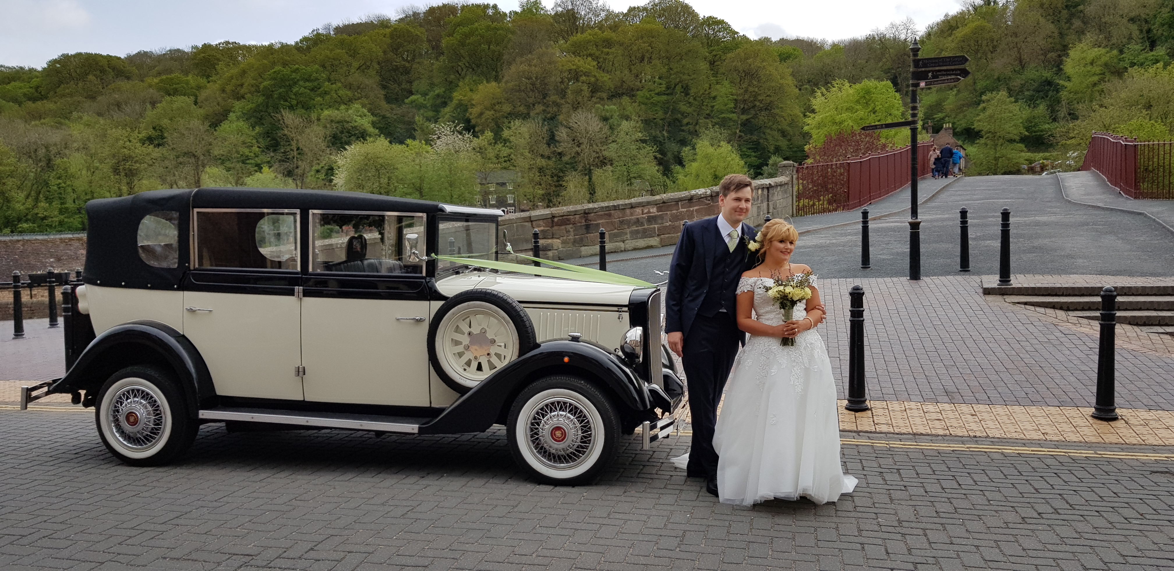 The ironbridge Wedding Pictures.
