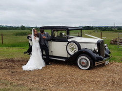 Out in the sticks weddings transport