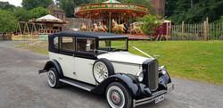 Themepark vintage weddings.
