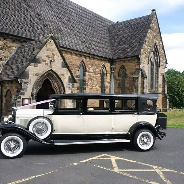 wedding car hire lichfield