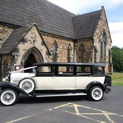 wedding car hire lichfield