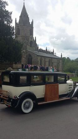 Church weddings.