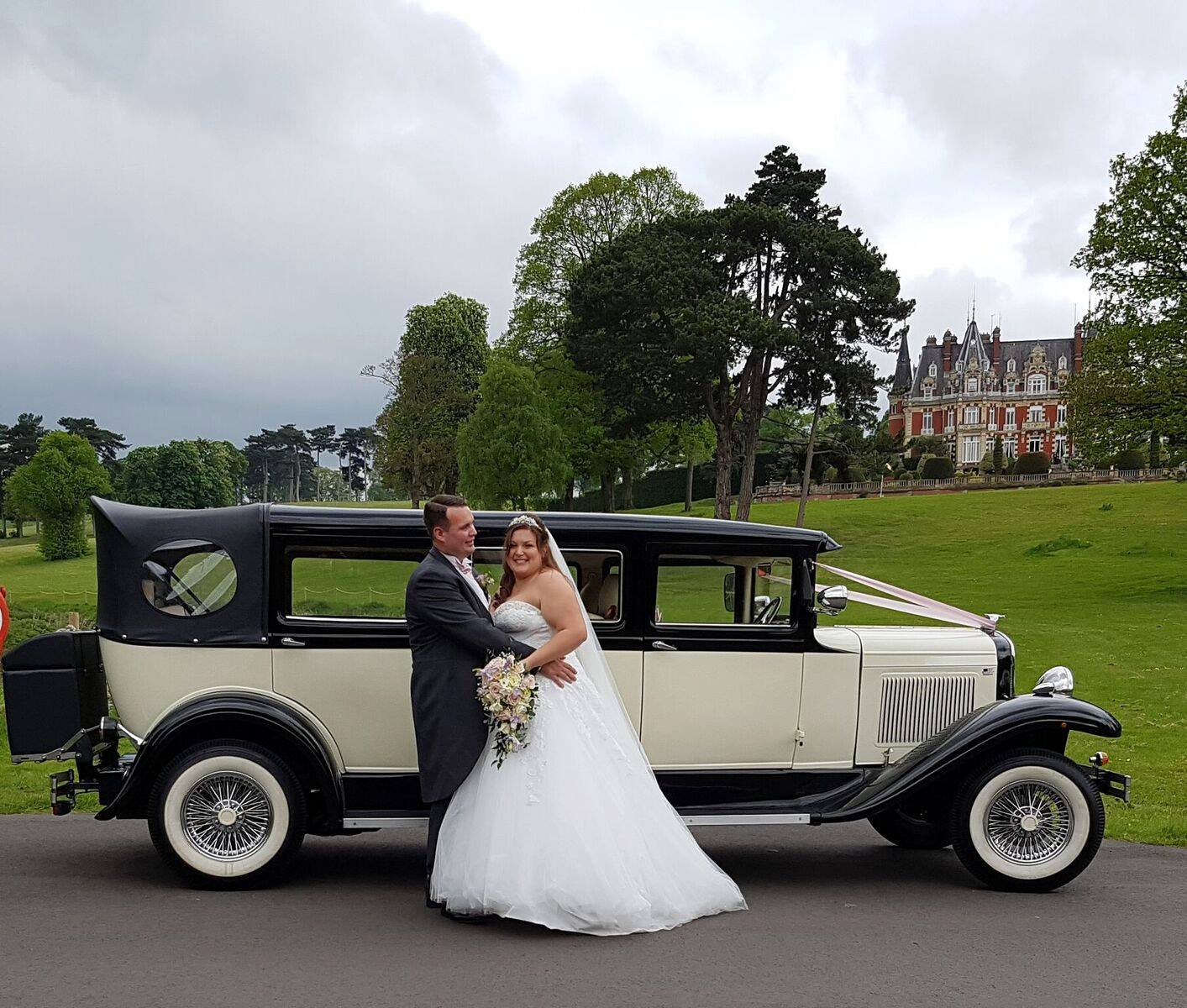 dudley wedding car hire