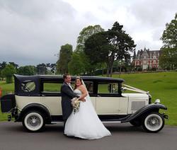 dudley wedding car hire