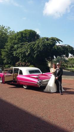 Cadillac Hire Shrewsbury