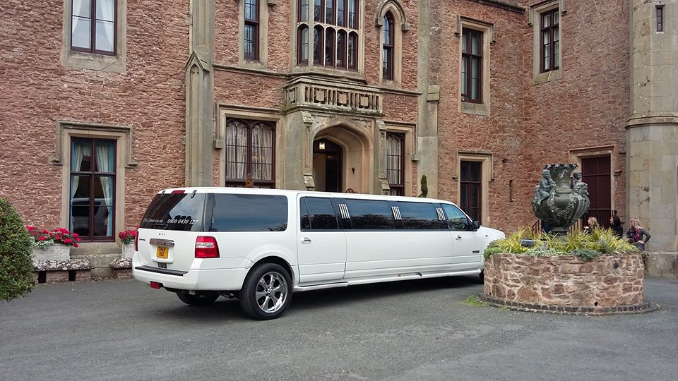 limo hire shrewsbury