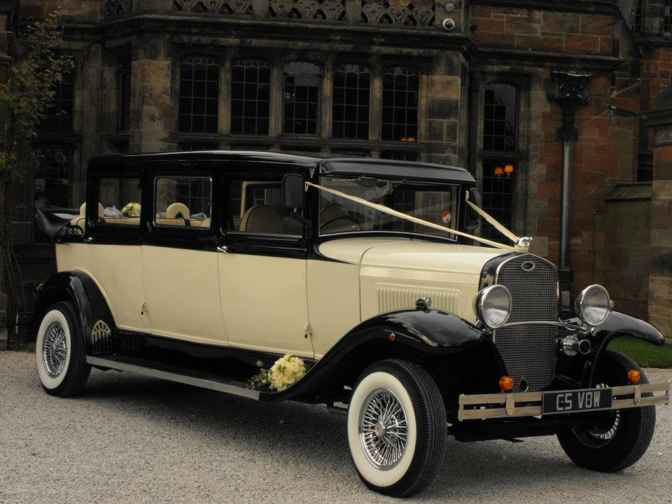 wedding car hire dudley
