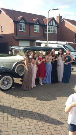 Prom Cars