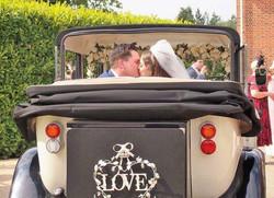 Wedding car hire uk