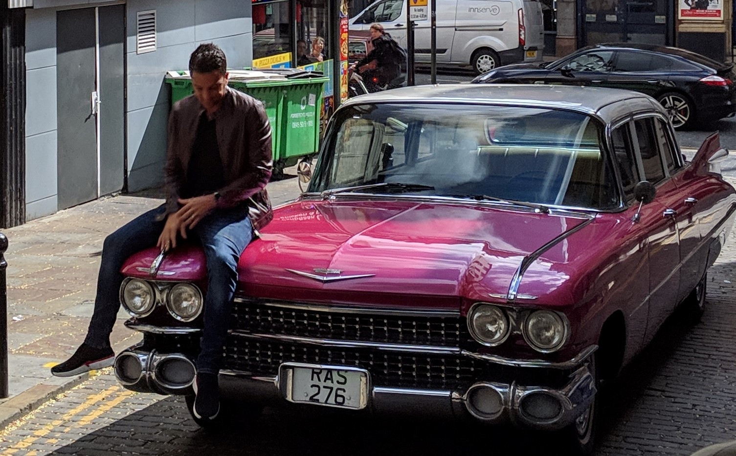 Peter Andre - The Grease Musical