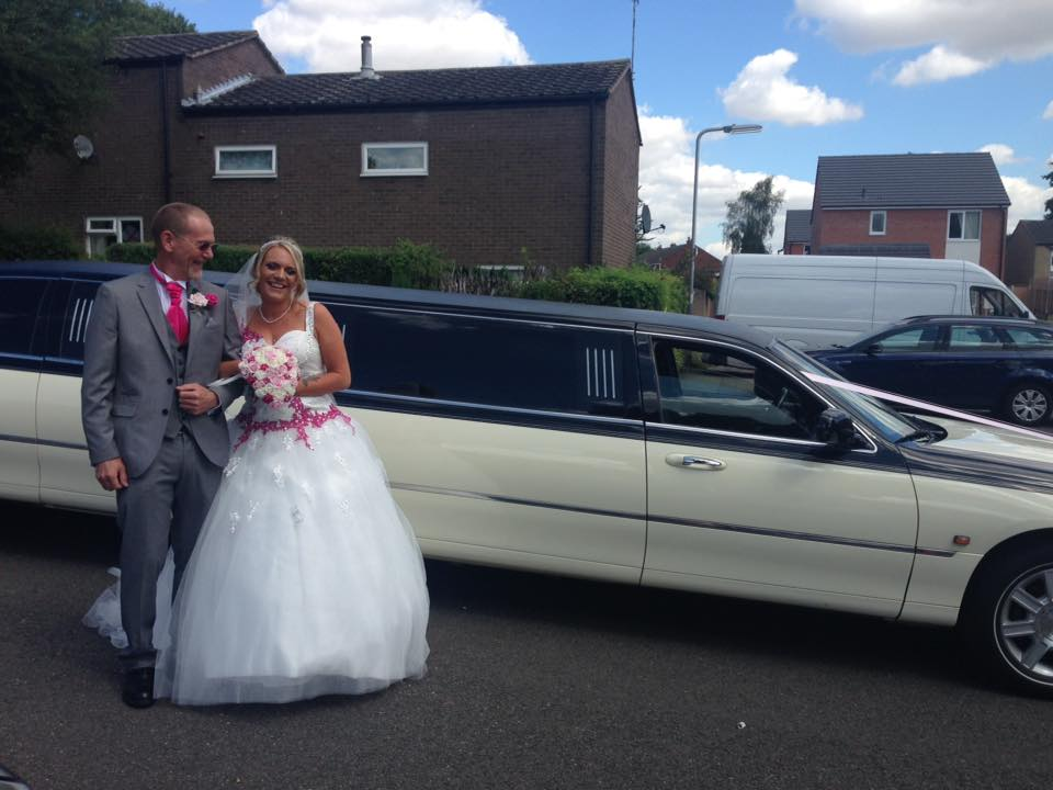 wedding car hire tamworth
