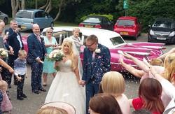 Wedding Car Cadillac