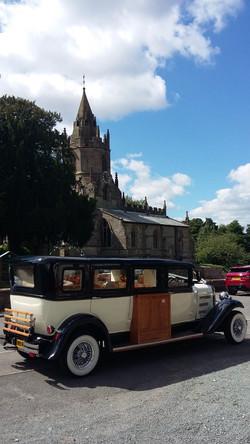 Church Transport.