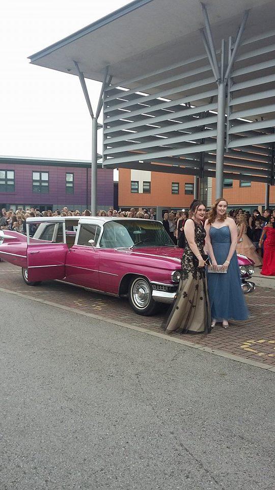 50's Cadillac