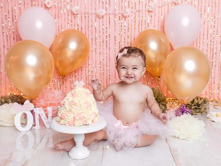 Zoe's Cake Smash
