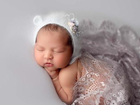 Isabel's Newborn Session - Long Island Infant Photographer