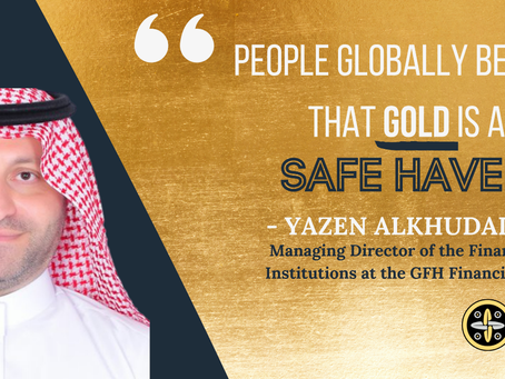 Gold — A safe haven for future generations