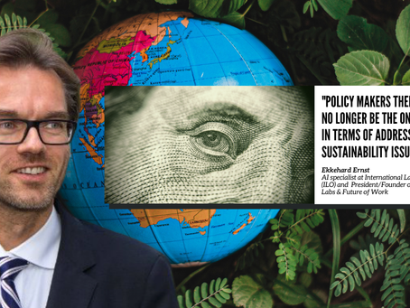 Sustainability, Technology, and Monetary Policy in a Globalized World — Principled Discord pt.5