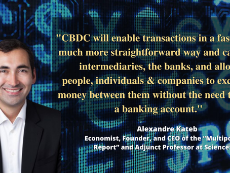 Central Banks, CBDCs and Financial System of the Future — Principled Discord Pt.6