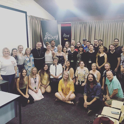 CMAA with Australia's Queen of Country Music - Joy McKean