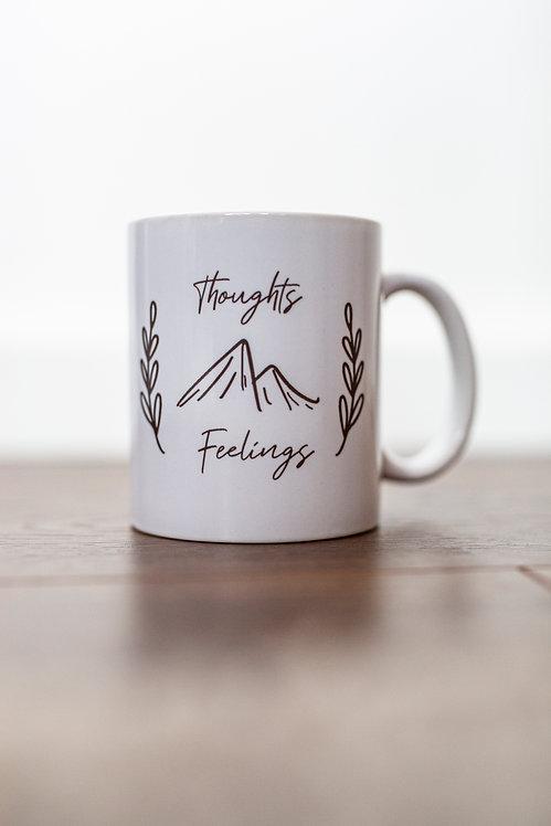 Thoughts & Feelings Mug