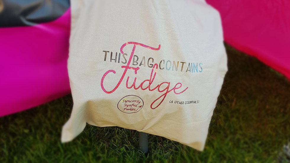 Syncerlysynful shopping bag