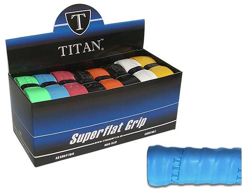 TITAN Super Flat PU Grips