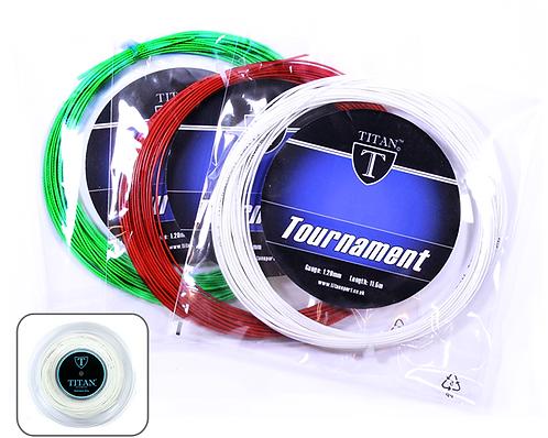 Titan Tournament 1.20 squash string