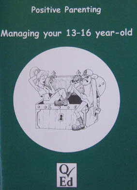 Managing your 13-16 year-old