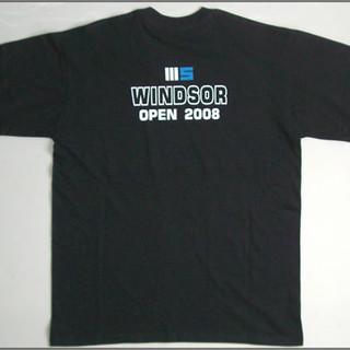 windsor open