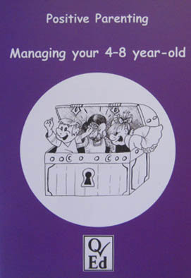 Managing your 4-8 year-old