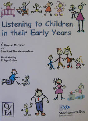 Listening to Children in the Early Years