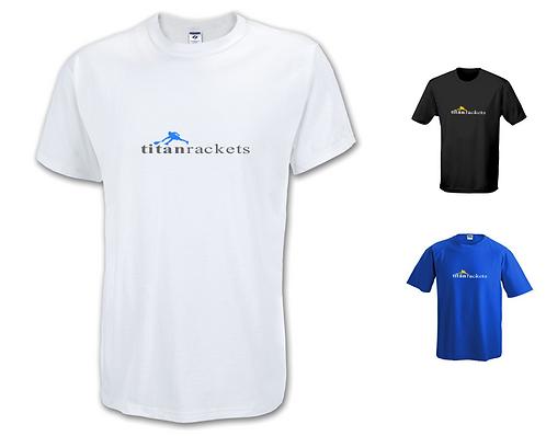TITAN Cotton T-Shirts
