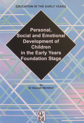 Personal, Social & Emotional Development in the Early Years
