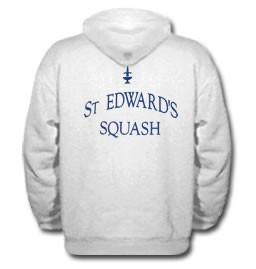 st edwards squash hoody