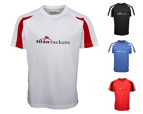 TITAN performance printed teamwear