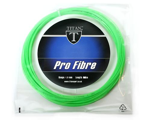 Titan Pro Fibre 1.35 tennis string