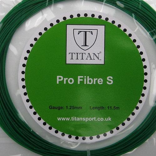 TITAN Pro Fibre S squash string