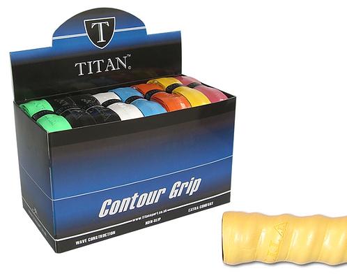 TITAN Contour PU Grips