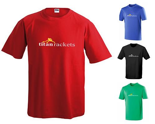 TITAN printed teamwear