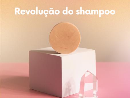 Por que usar Shampoo Sólido?
