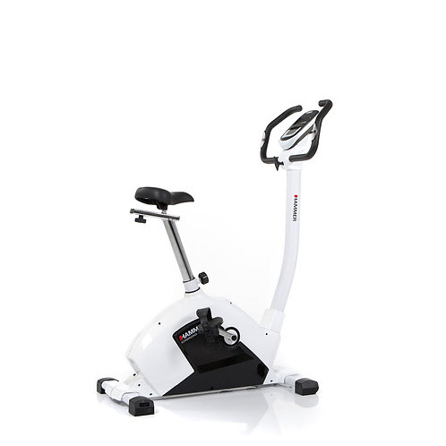 HAMMER Cardio XT5 Programmable Magnetic Exercise Bike, German Brand