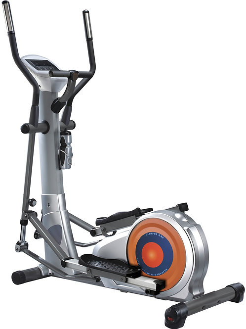 FRONTIER Olympus MAX - EXTENDABLE Stride Cross Trainer, German Quality
