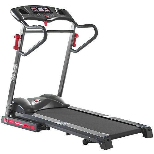 HAMMER WalkRunner RPE Treadmill, German Brand - EX-DISPLAY