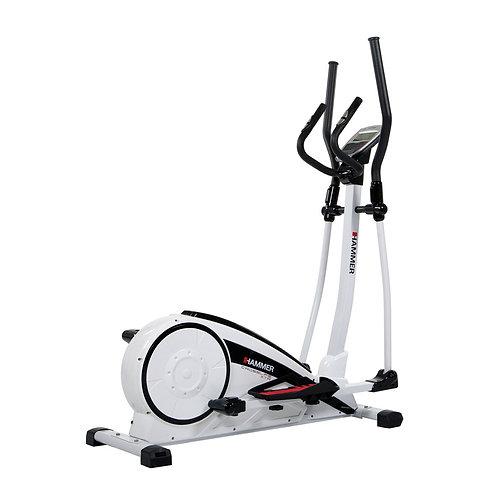HAMMER Crosslife XTR Cross Trainer, 18 Kg Flywheel, German Brand - STORE RETURN