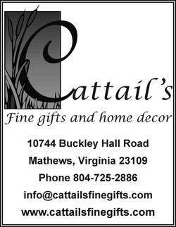 Cattails BW Ad