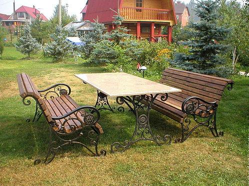 Садовая мебель №05