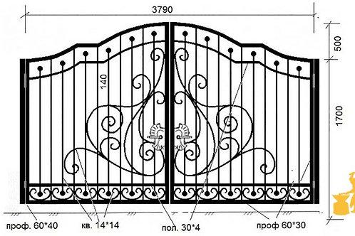 Ворота 08
