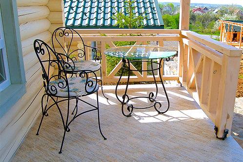 Садовая мебель №25