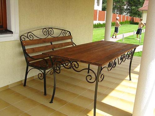 Садовая мебель №08